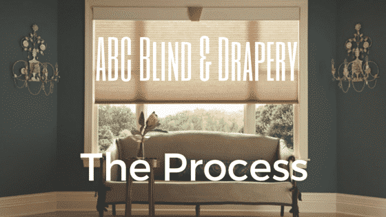 the process image abc blinds and draperies