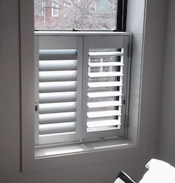 security plantation shutters
