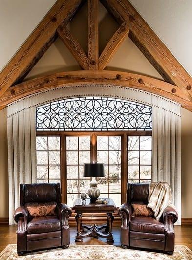 tableaux decorative grilles window transom