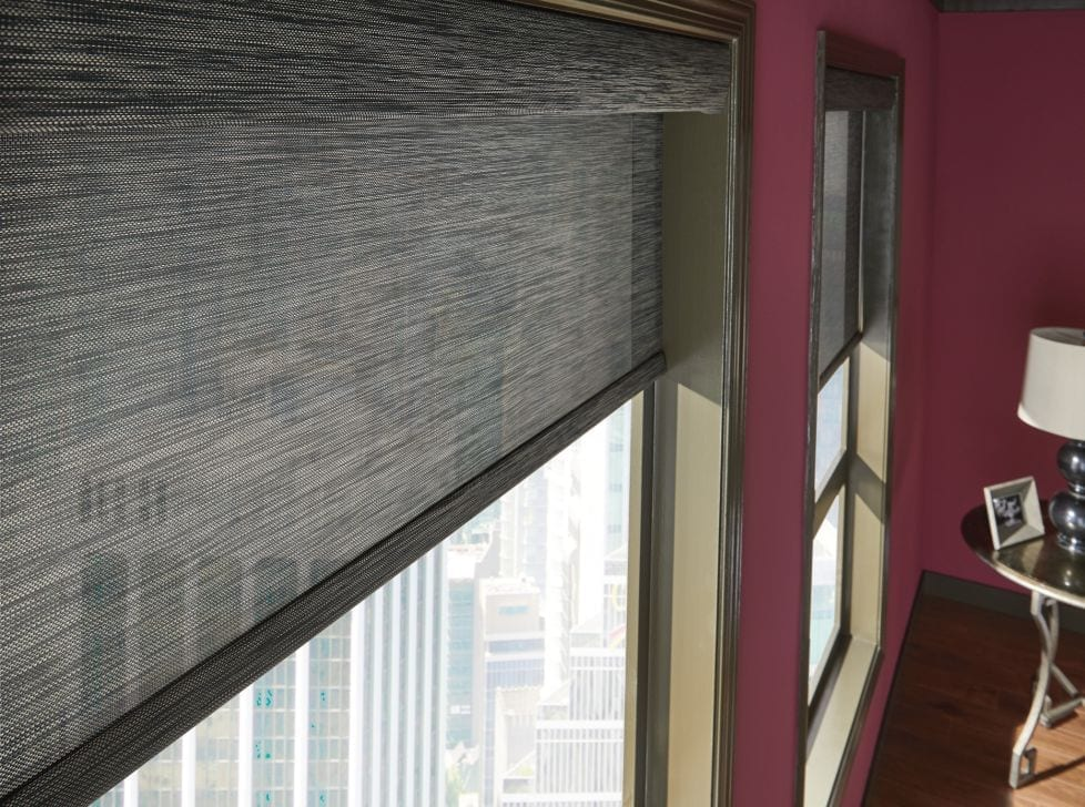 Graber Solar Shades By ABC Blinds and Draperies
