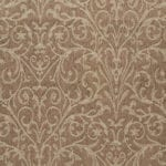 Floral cream and brown Pattern for Drapes